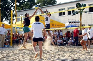 B1 - Beachvolleyball